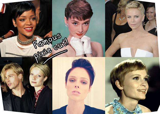 Όλες οι διάσημες κόβουν τα μαλλιά τους κοντά! Δες τα πιο διάσημα pixie cut!