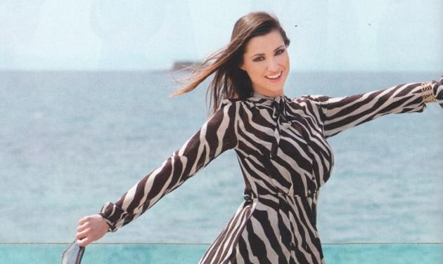 """Μαριάννα Πολυχρονίδη: """"Άφησα τα πάντα για να ακολουθήσω τον έρωτά μου στην Κρήτη"""""""