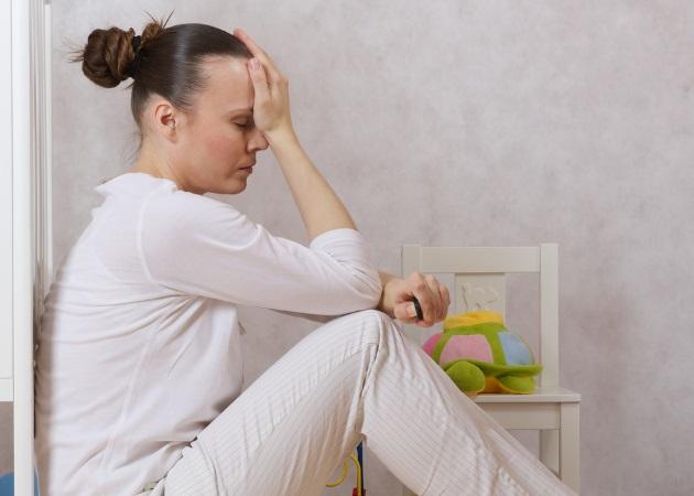 Επιλόχειος κατάθλιψη: Ποιοι παράγοντες παίζουν ρόλο στην εμφάνισή της;
