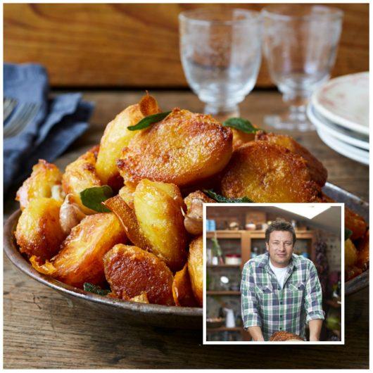 Τέλειες ψητές πατάτες με φασκόμηλο | tlife.gr