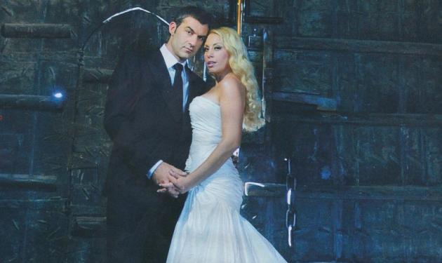 Δες νέες φωτογραφίες από τον γάμο Μαστροκώστα – Δέλλα! | tlife.gr