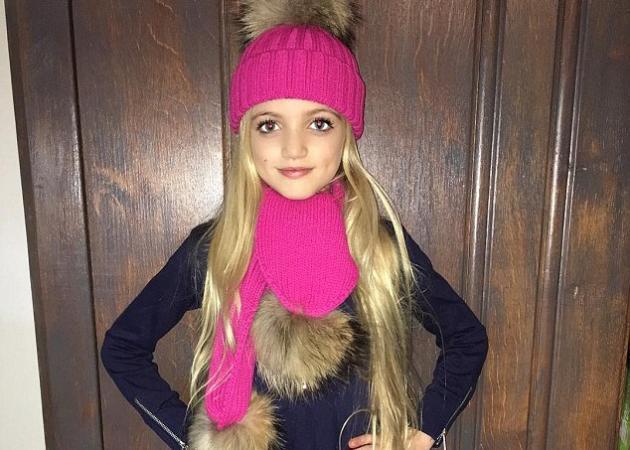 Katie Price: Η 8χρονη κόρη της έπαθε εμμονή με τα καλλιστεία και το μακιγιάζ! | tlife.gr