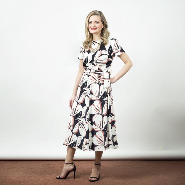 2 | Φόρεμα με prints