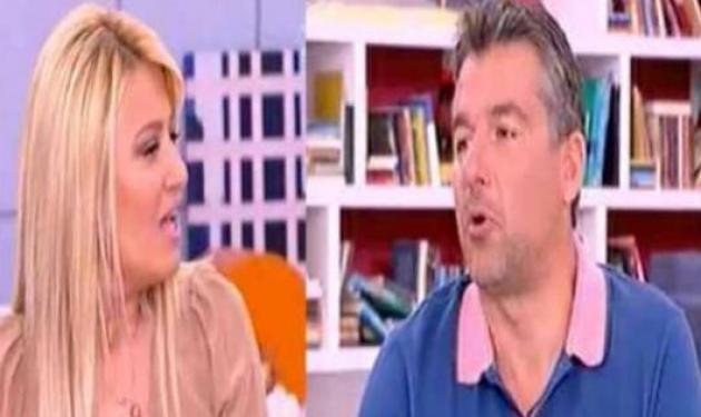 Ο Λιάγκας έβρισε (ξανά) στον αέρα της εκπομπής! | tlife.gr
