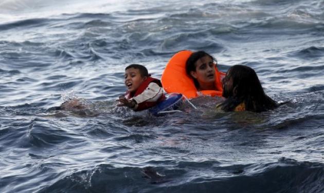 Εφιάλτης χωρίς τέλος: Νέο ναυάγιο στη Σάμο 6 νεκρά παιδάκια