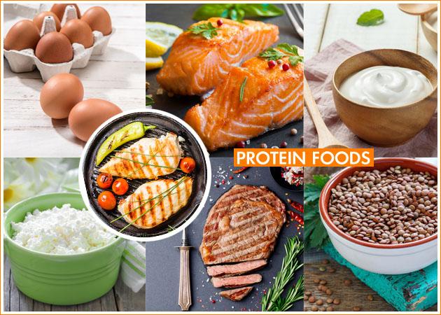 Τροφές με πρωτεΐνη για σούπερ γράμμωση και αδύνατη σιλουέτα | tlife.gr