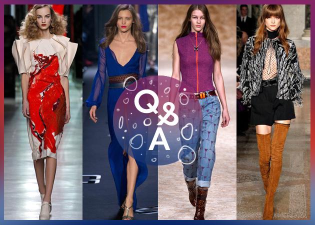 7118907cfc8 STYLING TIPS: Έχεις στιλιστικές απορίες; Tα κορίτσια της μόδας απαντούν  στις ερωτήσεις σου