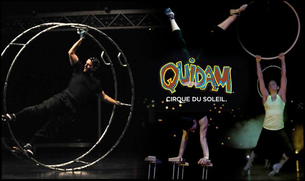 """Ακροβατικά που κόβουν την ανάσα στο """"Cirque du Soleil"""" – Φωτογραφίες και video από τις πρόβες!   tlife.gr"""