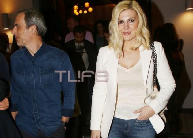 Ράνια Θρασκιά: Βραδινή έξοδος με τον σύζυγό της! | tlife.gr