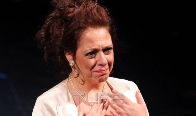 Ελένη Ράντου: Ξέσπασε σε δάκρυα στο φινάλε της πρεμιέρας της! Φωτογραφίες   tlife.gr