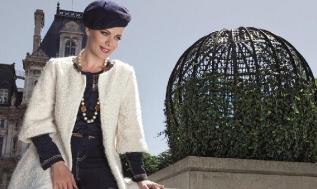Ζ. Μακρυπούλια: Θα ξαναγυρίσω στο Παρίσι με παρέα! | tlife.gr