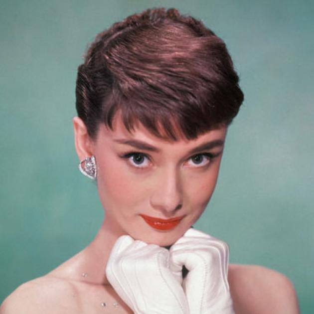 14   Audrey Hepburn