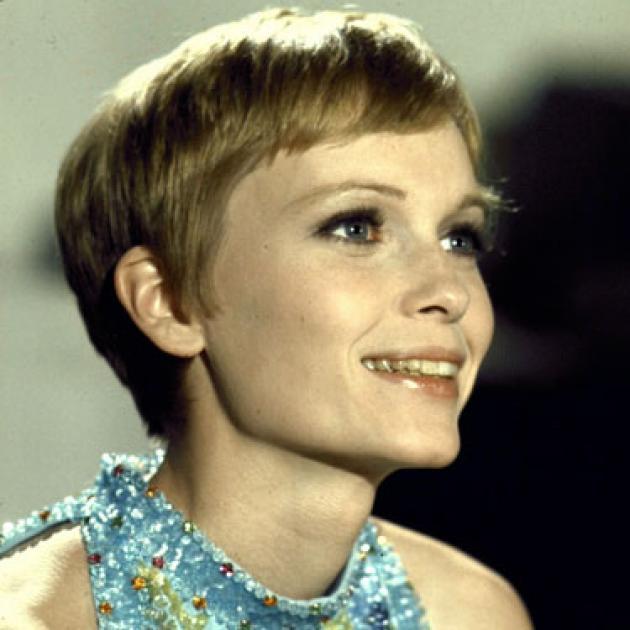 11   Mia Farrow