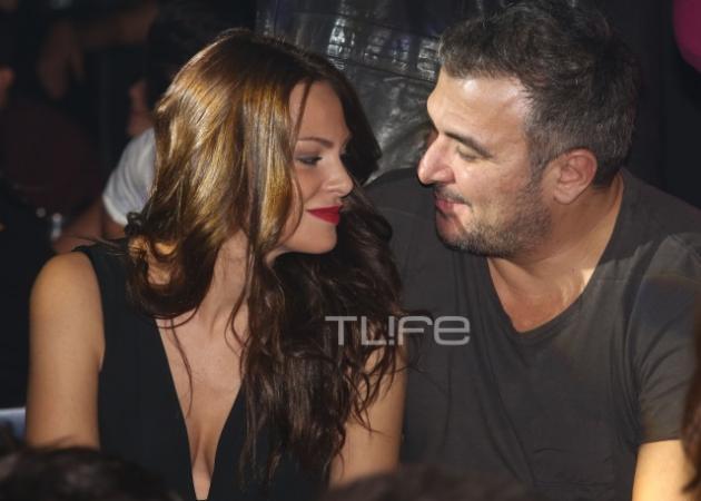 Αντώνης Ρέμος – Υβόννη Μπόσνιακ: Παντού μαζί κι ερωτευμένοι!
