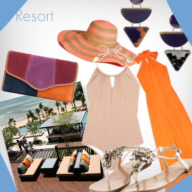 1 | Βαλίτσα για Resort