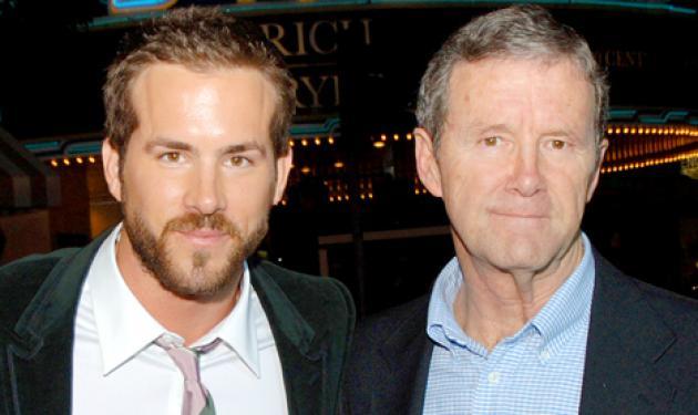 Θρήνος για τον Ryan Reynolds – Πέθανε ο πατέρας του | tlife.gr
