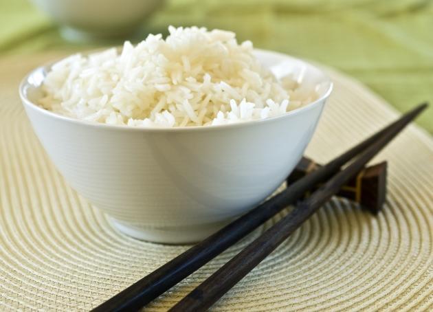 Προτίμησε ρύζι! Δεν περιέχει καθόλου λιπαρά…