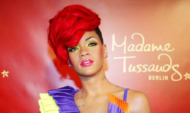 Έξαλλη η Rihanna με το νέο της ομοίωμα! | tlife.gr