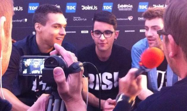 Eurovision 2014: Rise up! Δες την δεύτερη πρόβα της Ελλάδας!   tlife.gr
