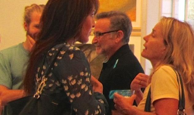 Robin Williams: Κυκλοφόρησαν φωτογραφίες του, μια μέρα πριν την αυτοκτονία του | tlife.gr