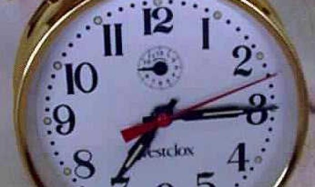 Aλλάζει η ώρα την Κυριακή! | tlife.gr