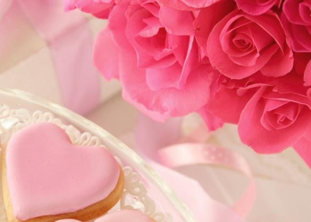 Ρομαντική διακόσμηση για την μέρα του Αγ. Βαλεντίνου!