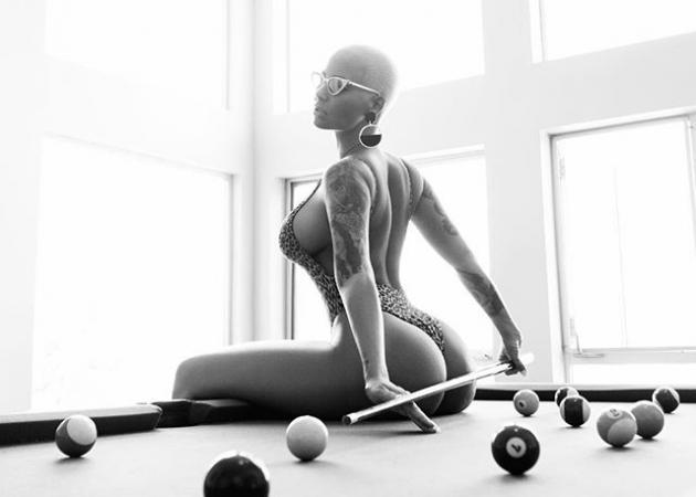 Amber Rose: Μάλλον το παράκανε… Νέες προκλητικές φωτογραφίες της στο Instagram   tlife.gr