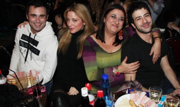 Δες που διασκέδασαν οι διάσημοι το βράδυ του Σαββάτου! | tlife.gr