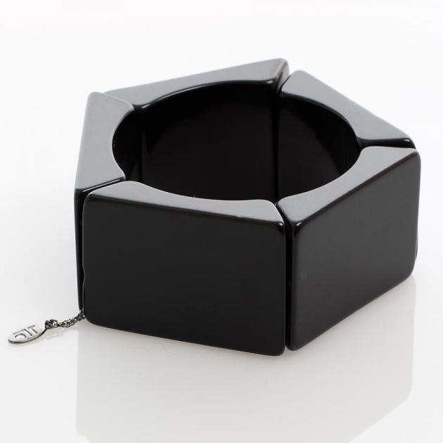 5 | Μαύρο βραχιόλι JLo Mabo