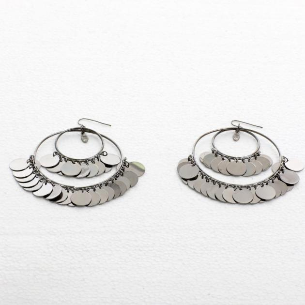 3 | Aσημένια σκουλαρίκια Mabo