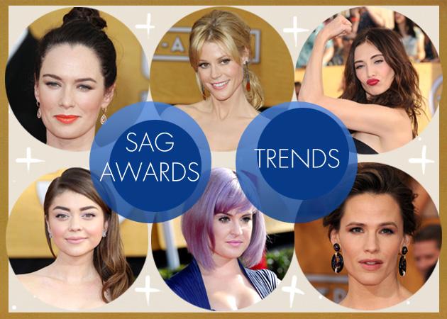Τα 5 πιο δυνατά hair και make up trends από τα SAG Awards!   tlife.gr