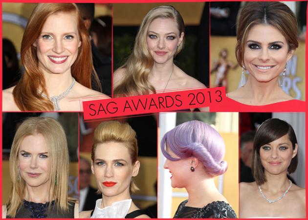 12ff570ece0d SAG Awards 2013  τι make up και μαλλιά επέλεξαν οι διάσημες  Ψήφισε την  αγαπημένη σου!