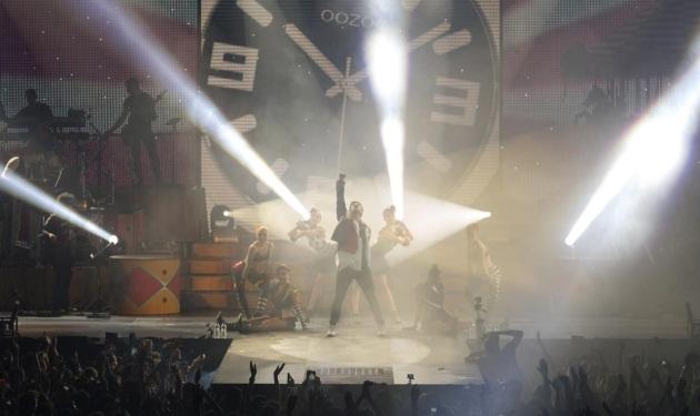 Οι τυχεροί που κέρδισαν διπλές προσκλήσεις για το φαντασμαγορικό The Ace of Hearts Tour στην Καλαμάτα!   tlife.gr