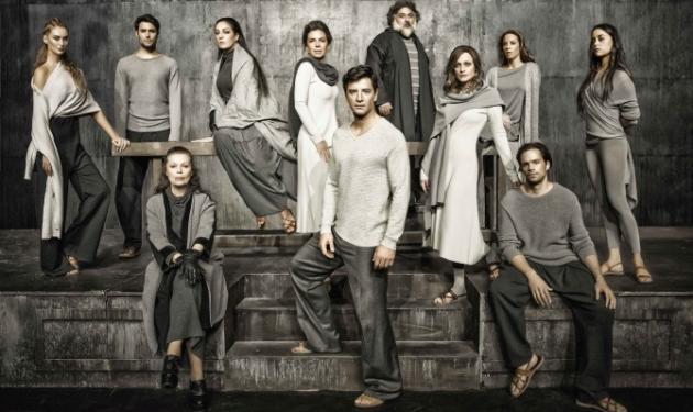 Ο Σάκης Ρουβάς… γυμνός στην επίσημη αφίσα του Ηρακλή!