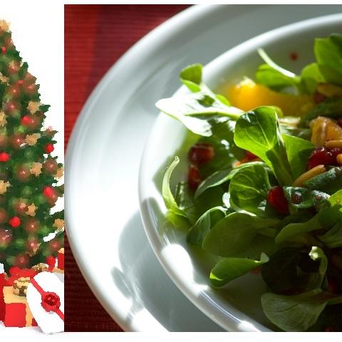 Xmas Fit Tips! 1 Ημέρα για τα Χριστούγεννα… Αυτή είναι η σαλάτα σου!
