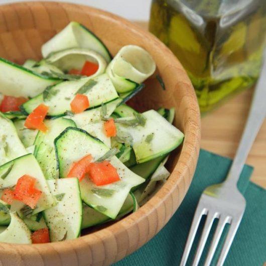 Γαλλική Κουζίνα: Σαλάτα με κολοκύθι!   tlife.gr