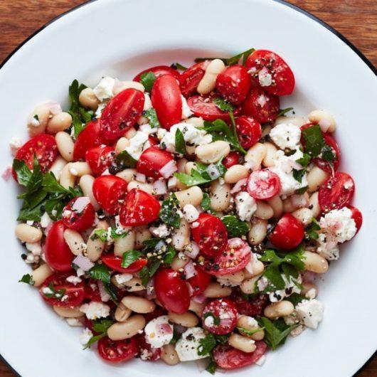 Σαλάτα με φασόλια | tlife.gr