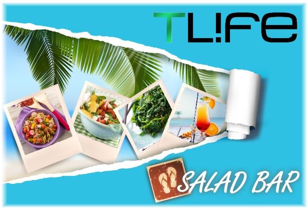 Οι καλοκαιρινές σαλάτες του TLIFE Recipes! Το πιο ελαφρύ μενού της για όλη την εβδομάδα… | tlife.gr