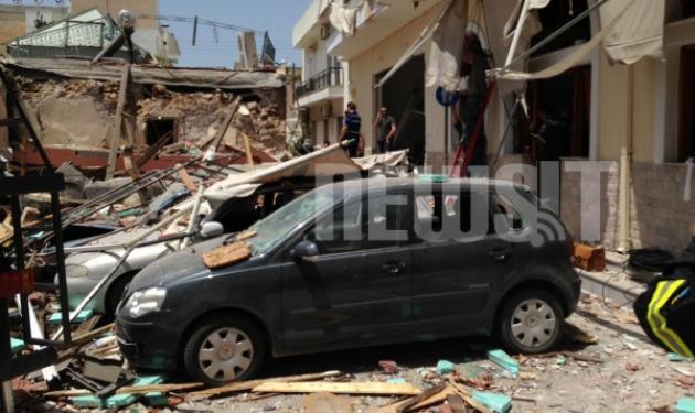 Τινάχτηκε στον αέρα ολόκληρη γειτονιά στη Σαλαμίνα! Μια γυναίκα τραυματίστηκε σοβαρά | tlife.gr