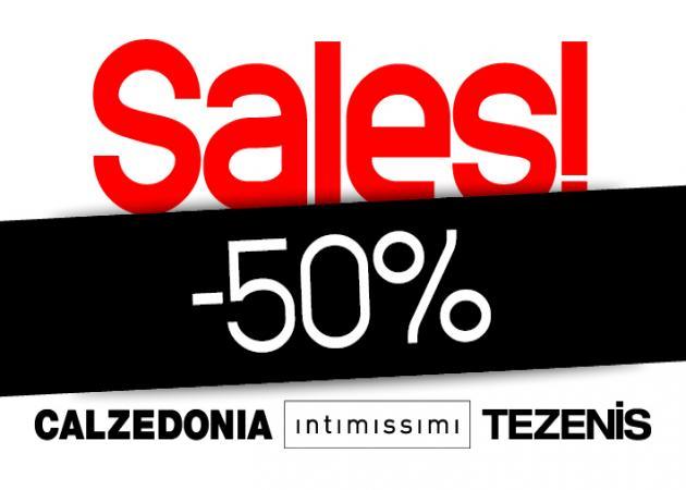 Από σήμερα αγοράζετε τα αγαπημένα σας brands με έκπτωση -50%! | tlife.gr