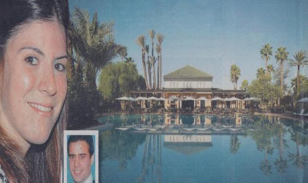 Τσουρεκά – Σαρακάκης: Οι λεπτομέρειες για τον εξωτικό γάμο στο Μαρόκο!