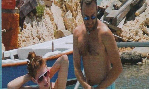 Οι αδημοσίευτες φωτογραφίες Καλυβάτση – Ψυχράμη! | tlife.gr