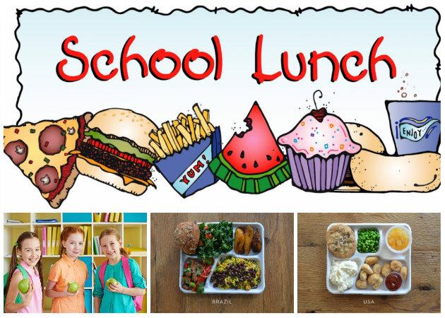 Τι τρώνε τα παιδιά στο σχολείο σε όλον τον κόσμο; Δες το μοναδικό φωτορεπορτάζ!