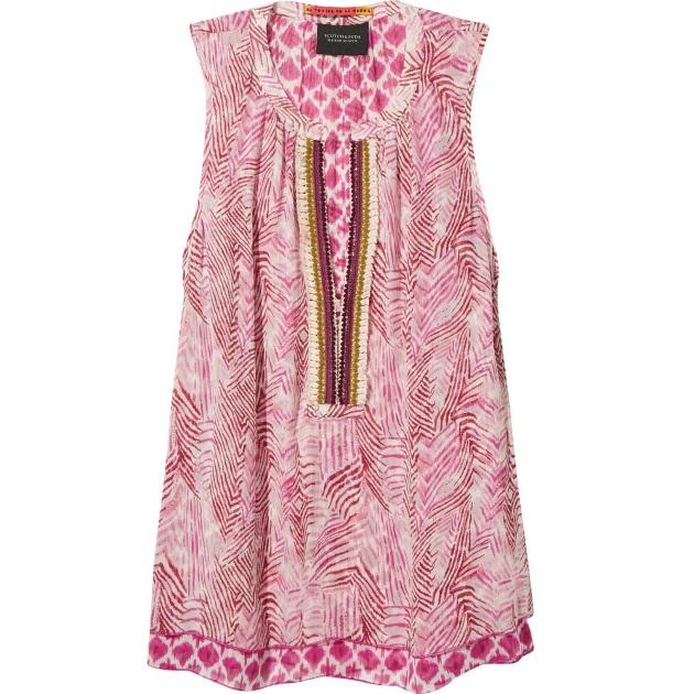 4 | Φόρεμα Scotch & Soda