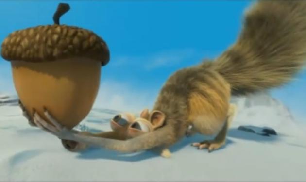 Ο προϊστορικός σκίουρος επιστρέφει! Δες το trailer του Ice Age 4 | tlife.gr