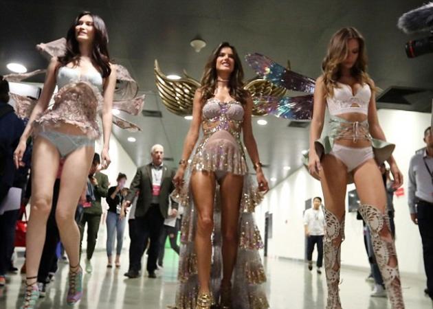 Victoria's Secret Angels: Όλα όσα γίνονται στις πρόβες το διάσημου show στην Κίνα! [pics,vid] | tlife.gr