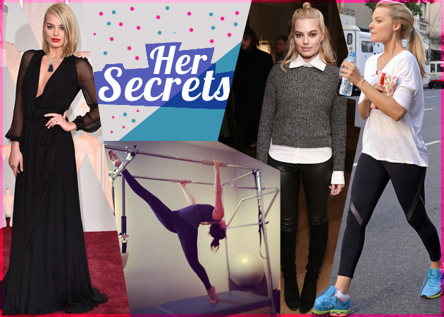 Margot Robbie: Η ηθοποιός με την εντυπωσιακή εμφάνιση στα Oscar αποκαλύπτει τα fitness μυστικά της