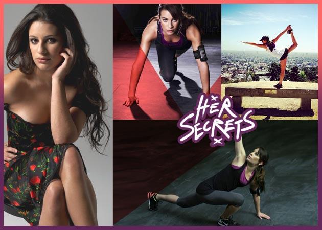 Lea Michele! Η γυμναστική και η διατροφή που κρατούν την πρωταγωνίστρια του Glee σε τέλεια φόρμα