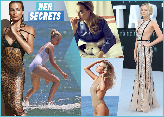 MARGOT ROBBIE: Η καλλίγραμμη ηθοποιός αποκαλύπτει τα fitness μυστικά της!