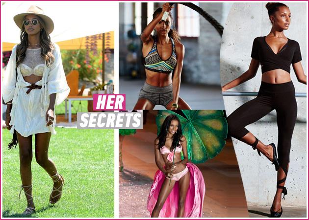 Jasmine Tookes: Μετά την εμφάνισή της στο Coachella, ψάξαμε και μάθαμε τα fitness μυστικά της   tlife.gr